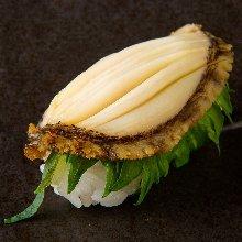 Salt roasted rockfish