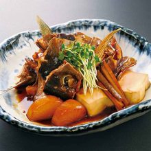 Other simmered fish