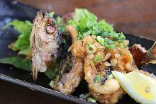 Gurukun tempura