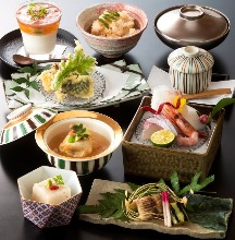 3,500 JPY Course (9 Items)