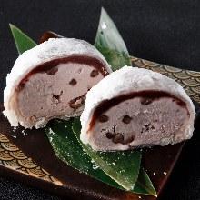 Yukimi ice cream