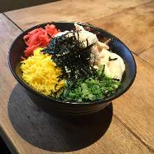 Tori Meshi (chicken rice)