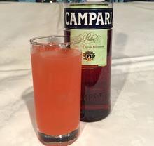 Campari and Orange