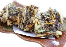 Okinawan-style tempura