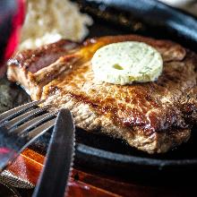Sirloin steak set