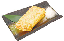Thick Japanese omelet