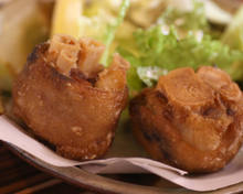Pig's trotters