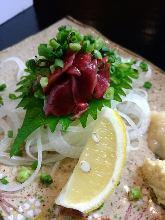 Gizzard (sashimi)