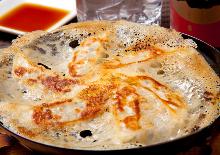 Kurobuta pork gyoza