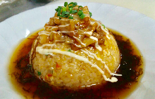 Ankake fried rice
