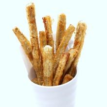 Fried burdock