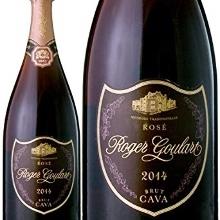 Roger Goulart Cava Rose Brut