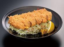 Kurobuta pork cutlet (Fresch style)