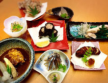 2,700 JPY Course