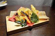 Vegetable tempura