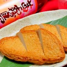 Obiten (fried balls of boiled fish cake)