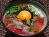 Stamina! Seafood Bomb Rice bowl Set