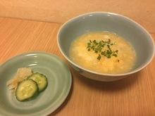 Ojiya (rice porridge)
