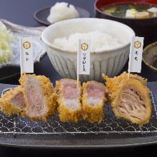 Pork cutlet