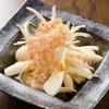 Pickled Okinawa shallot or tempura