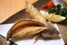 Fried banana fish