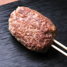 Grilled meatball