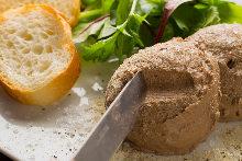 Chicken liver paste