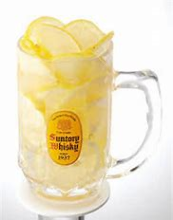 Lemon Highball
