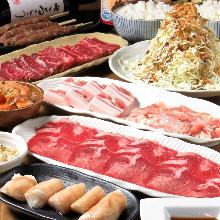 3,900 JPY Course (10 Items)