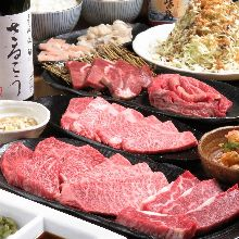 4,900 JPY Course (12 Items)