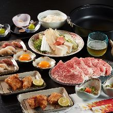 7,678 JPY Course (6 Items)