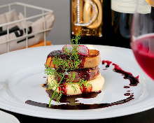 Rossini-style beef fillet with foie gras