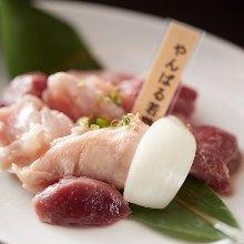 Grilled Jidori chicken