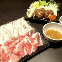 4,180 JPY Course (7 Items)