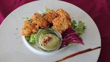 Shrimp cutlet