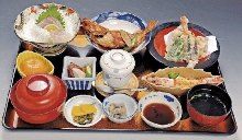6 dishes meal set