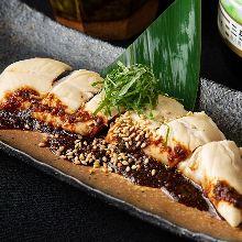 Chicken tenderloin (sashimi)