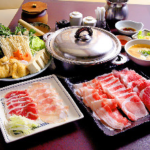 3,650 JPY Course (5 Items)