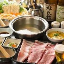 5,700 JPY Course (6 Items)