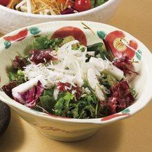 海藻と葉野菜のチョレギサラダ