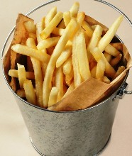 Other deep fried foods / chips