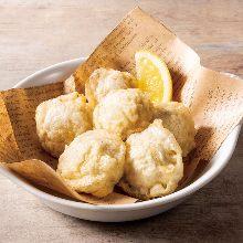 Mushroom tempura