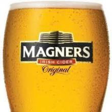 DRAUGHT CIDER MAGNERS