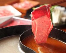 【薬膳火鍋】「マーラー」と「パイタン」の2色スープ