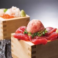 手造り胡麻豆腐