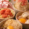 Roasted Pork Rib & Scallops Teppanyaki Main Course