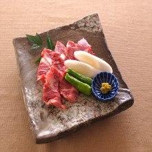 岡山県 備前牛ステーキ
