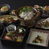 Lunch Kaiseki Course【Shun】 Kaiseki 《with dessert》