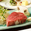 Artemis ・ Domestic beef special fillet steak course