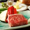 Athena ・ Choice Kuroge Wagyu beef steak course